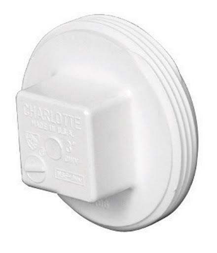 Charlotte Pipe Pvc Clean Out Plug - 2""