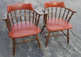 set of 2 circa 1950 smokers bow chairs boling chair company ebay