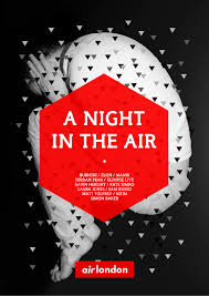 A Night In The Air Event Poster