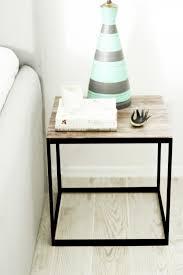 Used Ikea Lack Sofa Table by 21 Ikea Nightstand Hacks Your Bedroom Needs Via Brit Co