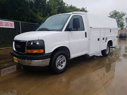 New 2018 GMC Savana 3500 Service Utility Van For Sale In Selma, TX ...