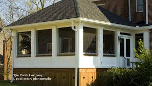 Patio Mate Screen Enclosures by Building A Porch Enclosure Over Your Deck To Create A Screened Porch