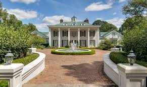 Colonial Style Mansion 30 Acres In Franklin Tennessee