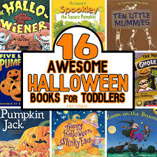 Best Halloween Books For Preschool by Halloween Picture Books