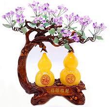 de feng shui geldbaum glückbaum kristall money tree