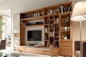 Wonderful Flat Screen Tv Wall Mount Furniture Brown Rustic Wood Stand Entertainment Unit Hidden Gun