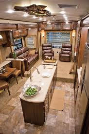 Rustic Rv Interior Remodeling Design Hacks Ideas 88 Image Is Part Of 100 Amazing RV Gallery You Can Read And