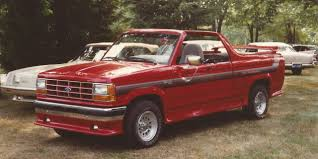 Ford Ranger 'SkyRanger' Convertible For Sale | Ford Authority