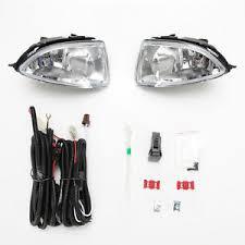 clear lens fog lights for 2004 2005 honda civic coupe sedan 2 4dr