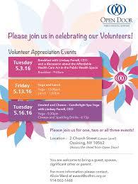 Volunteer Appreciation Event 2016 1
