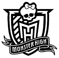 Kids N Funen Monster High Logo