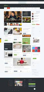 100 Modern Design Blog Expresso A Magazine And PSD Template