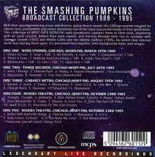 Smashing Pumpkins Rotten Apples Vinyl by Broadcast Collection 1989 1995 5cd Box Set Amazon Co Uk Music