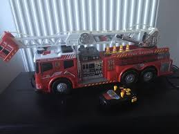 Remote Control Fire Engine | In Leicester, Leicestershire | Gumtree Rc Toy Fire Truck Lights Cannon Brigade Engine Vehicle Kids Romote Control Dickie Toys Intertional 24 Rescue Walmartcom Rc Model Fire Truck Action Stunning Rescue Trucks In Green Patrol Sos Brands Products Wwwdickietoysde Buy Generic Creative Abs 158 Mini With Remote For Cartrucky56 Car Kidirace Rechargeable 13 Best Giant Monster Toys Cars For Kids Youtube Watertank Red Vibali Shop