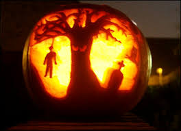 Scariest Pumpkin Carving Ideas by Printable Scary Pumpkin Patterns The Halloween Hanging Tree