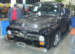 100 1955 Ford Panel Truck FSeries Second Generation Wikipedia