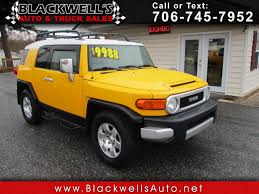 Used 2007 Toyota FJ Cruiser For Sale In Blairsville, GA 30512 ...