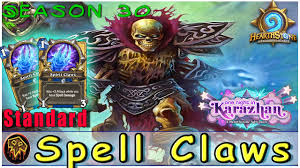 hearthstone rodnok s claw spell midrange totem shaman deck