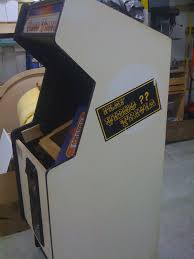 Build Arcade Cabinet With Pc by Building Your Own Arcade Cabinet For Geeks Part 1 The Cabinet