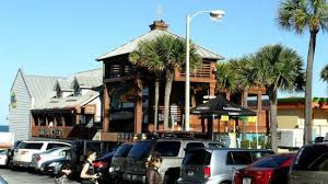 karaoke stage picture of ocean deck restaurant beach club