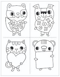 Mothers Day Free Printable Coloring Pages I Give My Heart