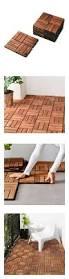 Runnen Floor Decking Outdoor Brown Stained by Viac Ako 25 úplne Najlepších Nápadov Na Tému Ikea Patio Na