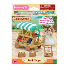 Calico Critters Fruit Wagon Set | Toys | Pinterest Calico Critters Bathroom Spirit Decoration Amazoncom Ice Skating Friends Toys Games Rare Sylvian Families Sheep Toy Family Tired Cream Truck Usa Canada Action Figure Sylvian Families Soft Serve Shop Goat Durable Service Ellwoods Elephant Family With Baby Lil Woodzeez Honeysuckle Street Treats Food 2 Ebay Hopscotch Rabbit 23 Cheap Play Find Deals On Line Supermarket Cc1462 Holiday List Spine Tibs New Secret Island Playset Van Review Youtube
