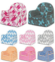 p kolino little reader patterned chair covers buymodernbaby com