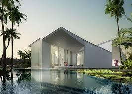 100 Bali Villa Designs ArandaLasch Presents Art Park Designs For Sensitive Site In