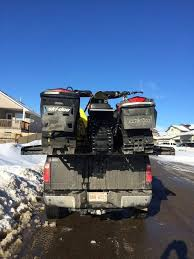 can hide everything under there mline sled decks pinterest