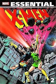 Marvel Essential X Men Volume 2 TPB New Unread Dark Phoenix Saga
