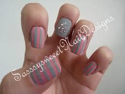 Nail Designs Grey