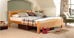 Traditional Country Bedcountry Style Bed Frame Plans Rustic Frames In Wood