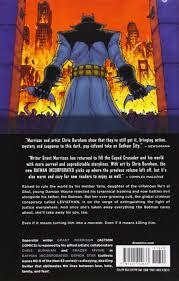 Amazon Batman Incorporated Vol 1 Demon Star The New 52 9781401242633 Grant Morrison Chris Burnham Books