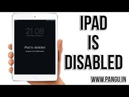 100% SOLVED iPad iPod is disabled connect to iTunes without data