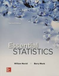Package Essential Statistics With Connect Math Hosted By ALEKS Access Card