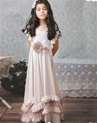 Frilly Frocks Vintage Clothing For Girls