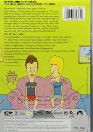 Beavis And Butthead Halloween Pictures by Beavis U0026 Head The Mike Judge Collection Volume 1 Amazon Ca