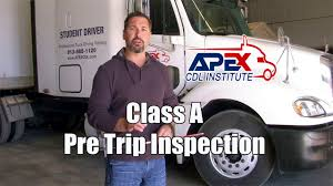100 Kansas Truck Driving School How To Perform A Class A CDL PreTrip Inspection YouTube