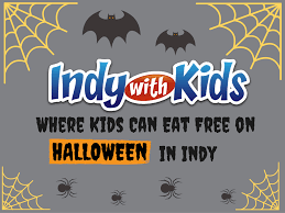 Chipotle Halloween Special 2015 by Where Kids Eat Free On Halloween In Indianapolis 2016 Indy