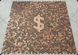 dollar store floor tiles ourcozycatcottage