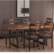 Chandler Industrial Dining Table With Metal Trestle By United Furniture  Industries At Household Furniture Kings Brand Fniture 3 Piece Bronze Metal Square Ding Kitchen Dinette Set Table 2 Chairs Elixir 80in Rectangular With Base By Hooker At Dunk Bright Costway 5 4 Wood Breakfast Chic Gray Room With Rustic And Vintage Louis Pair Of Silver Velvet Mirrored Legs Vida Living Tempo Glass C1860p Industrial Round Lifestyle Sam Levitz Fixer Upper A Contemporary Update For A Family Sized House Hot Item Cheap Leg Chair Vecelo Sets Pcs Embossed White Montello 3piece Old Steel