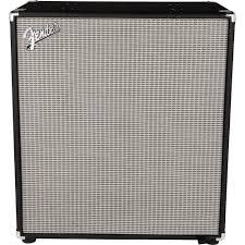 Custom Guitar Speaker Cabinets Australia by Fender Rumble 410 Cabinet V3 Big Music Australia
