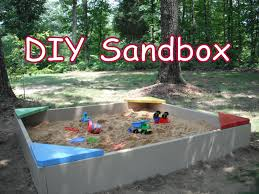 Nanas Petals: DIY-Build Your Own Sandbox | DIY | Pinterest ... Sandbox With Accordian Style Bench Seating By Tkering Tony How To Make A Sandpit Out Of Stuff Lying Around The Yard My 5 Diy Backyard Ideas For A Funtastic Summer Build 17 Plans Guide Patterns In Easy And Fun Way Tips Fence Dog Yard Fence Important Amiable March 2016 Lewannick Preschool Activity Bring Beach Your Backyard This Fun The Under Deck Playground Between3sisters Yards