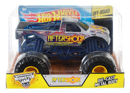 Amazon.com: Hot Wheels Monster Jam 1:24 Scale Aftershock Vehicle ... Buy Aftershock After Shock Hot Wheels 2013 Monster Jam Includes Losi Aftershock Truck Rtr Limited Edition Losb0012le Off Road Bashing Team Youtube Rocket League On Twitter Want More Details And Getting None Of The New Crate For 3 Or 4 Days I Got These Two Trucks Are Returning To Quincy Raceways Next Month 2012 Archives 1319 Allmonstercom Where Monsters What Freestyle Wheelie Competion 1 Joy Makin Mamas Hamilton Hlight Video