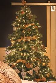 A Sophisticated Gold And Silver Tree