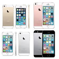 Apple iPhone SE T mobile SmartPhone 16GB 64GB Gold Space Gray