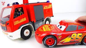 100 Lightning Mcqueen Truck Cars For Kids Fire Truck Revell Fire Truck For
