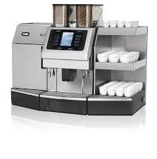 Espresso Coffee Machine Combined Commercial Fully Automatic