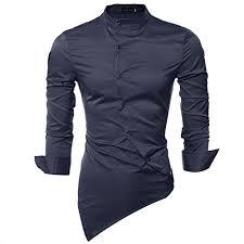 Brand 2017 Fashion Male Shirt Long Sleeves To